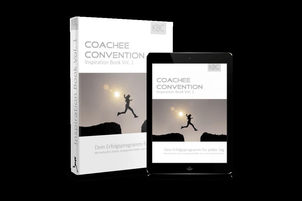 Coachee Con Cover Inspiration Book
