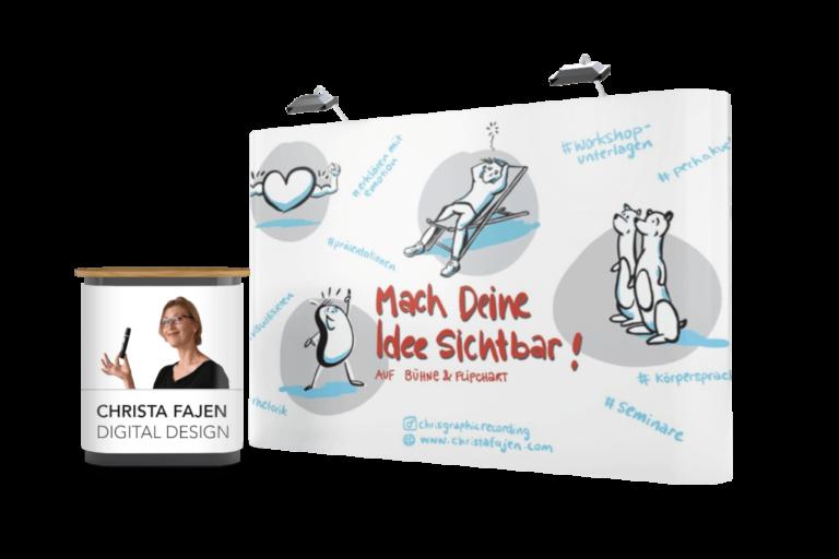 Christa Fajen - Coachee Con Online Messe