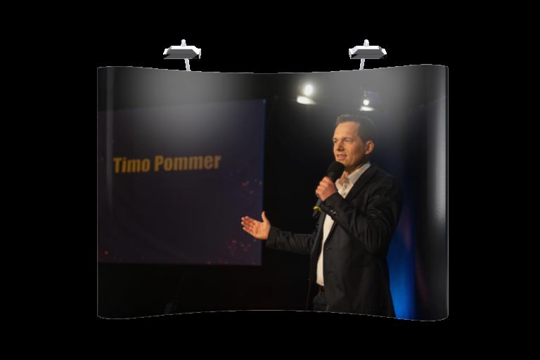 Timo Pommer Ausstellerstandbild
